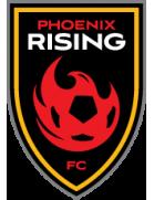 Logo de l'équipe : Phoenix Rising FC