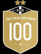 Logo de l'équipe : Rosenborg BK
