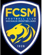 Logo de l'équipe : FC Sochaux-Montbéliard