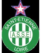 Logo de l'équipe : AS Saint-Étienne