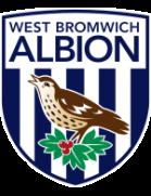 Logo de l'équipe : West Bromwich Albion